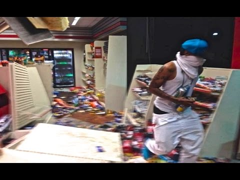 michael brown unrest
