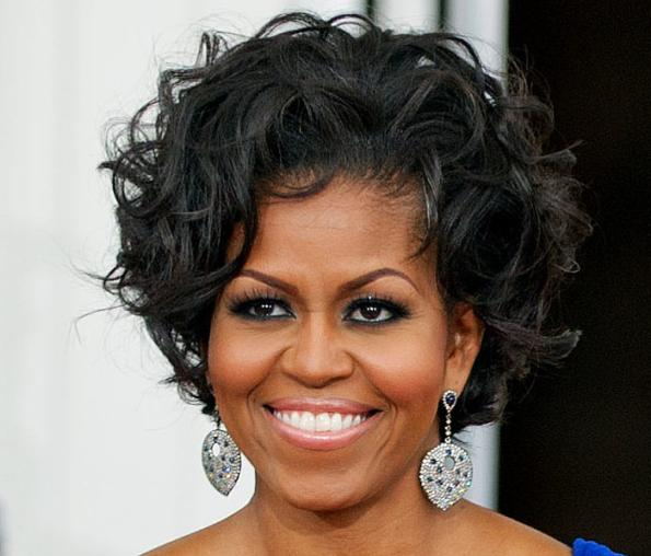 michelle obama - headshot