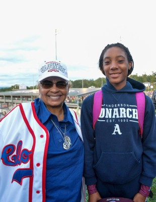 mo'net davis and mamie johnson