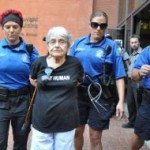 Holocaust Survivor, 90, Arrested During Ferguson Protests (Watch)