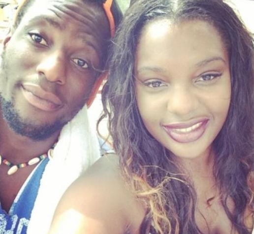 nathaniel dennis & sister natasha