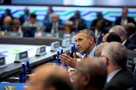 obama (us -africa summit)