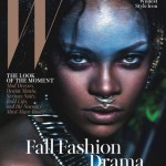 Rihanna Goes Wild for W Magazine's September Cover (LOOK)