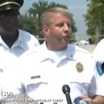 Cops Shoot, Kill Black Man Brandishing Knife Yelling 'Shoot Me Now' Near Ferguson