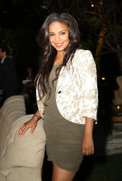 Actress Sanaa Lathan attends Communities In Schools of Los Angeles Gala 2014, Presented By CAA And EIF on April 29, 2014 in Los Angeles, California