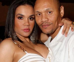 Sara Stokes and her husband Tony