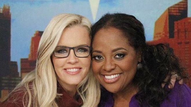 sherri and jenny's last day on the view