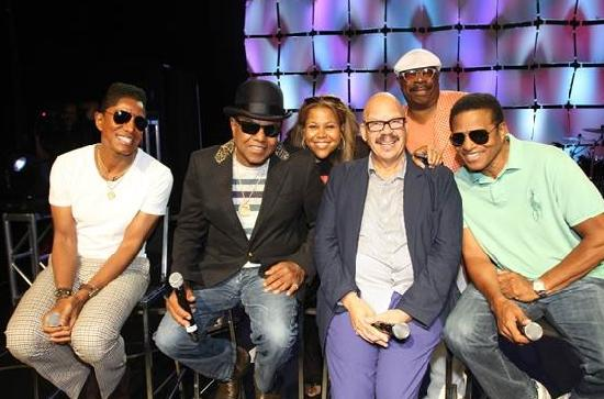 Michael Jackson's Brothers Honored Him at Tom Joyner Sky Show