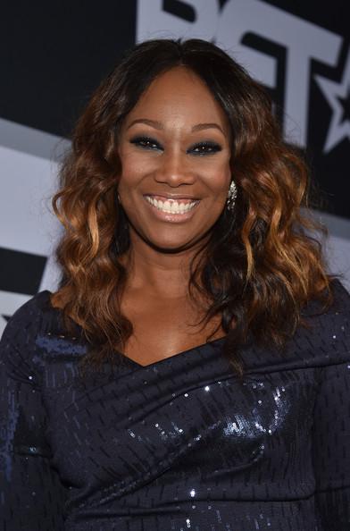 Gospel singer Yolanda Adams is 53 today