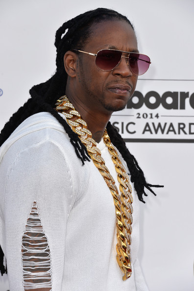 Rapper 2 Chainz is 37 today.