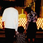 Beyonce, Jay Z, Blue Ivy Go to Church in Paris (Pics)