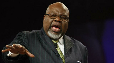 ... song is garnering a different type of look from Bishop T.D. Jakes