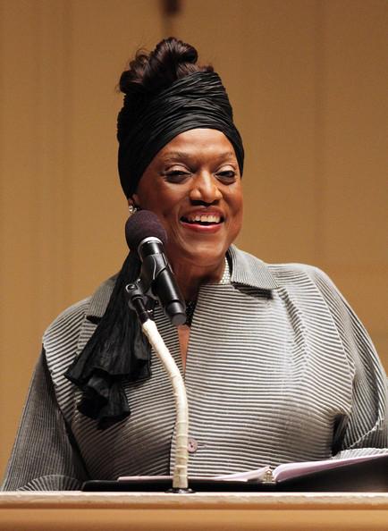 Opera singer Jessye Norman is 69 today.