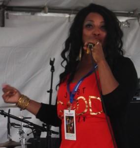 Kari Taylor: Photo Credit, Ricky Richardson