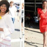 Night and Day: Lark Voorhies Looking Different in Back to Back Sightings (Pics)