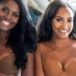Yippee! 'Nubian Skin' Brings a Truely Nude Lingerie to All Women of Color