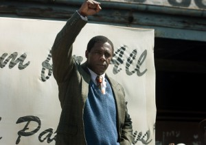 "Idris Elba as Nelson Mandela in ""Mandela: Long Walk to Freedom"""