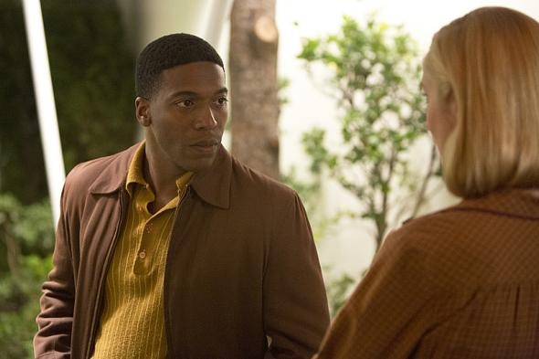 """Jocko Sims as Robert in Showtime's """"Masters of Sex"""""""