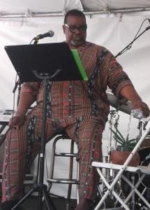 Mwalimu Kabalia: Photo Credit, Ricky Richardson