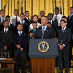 The White House Launches 'My Brother's Keeper Community Challenge'