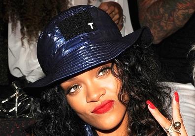 Rihanna Alexander Wang
