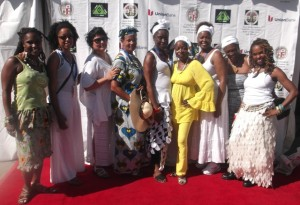 S.H.I.N.E. Mawusi Women's African Drum and Dance Troupe: Photo Credit, Ricky Richardson