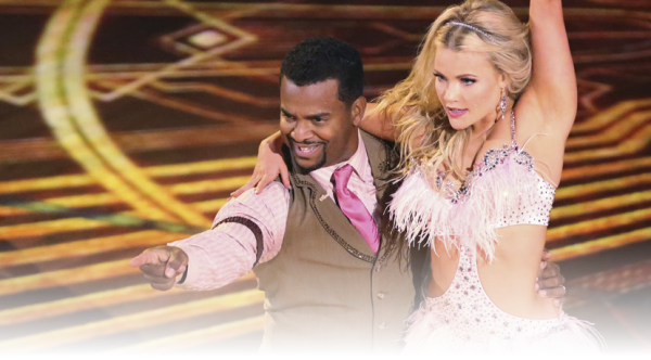 Alfonso Ribeiro Gets Top Score On DWTS Premiere