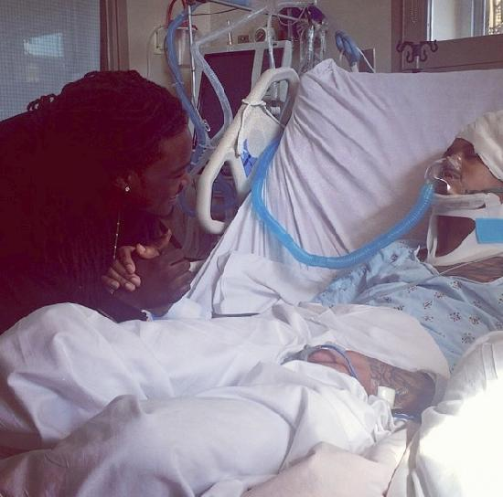 August Alsina Out Of 3-Day Coma