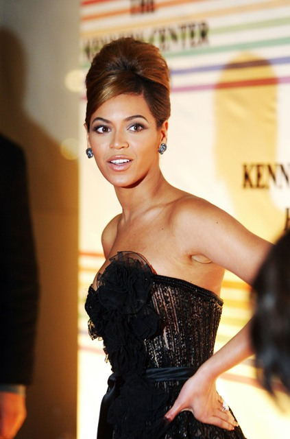 Beyonce at the Kennedy Center Honors to perform in the Barbra Streisand tribute