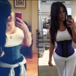 Danger! What Kim K and Blac Chyna Aren't Saying About 'Waist Training'