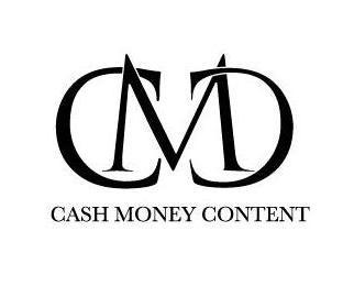 cash money content - logo