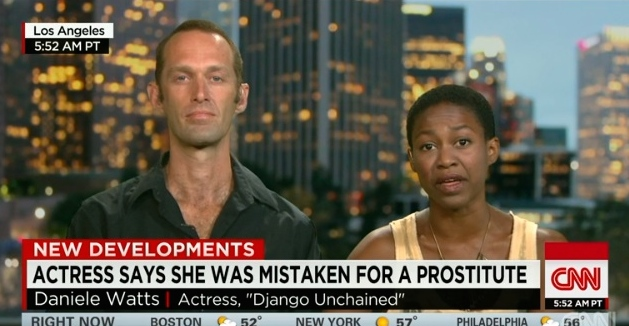 daniele watts cnn