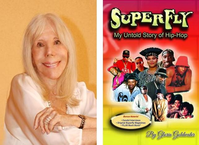 Hip Hop Socialite Gloria F. Goldwater Writes Tell-All