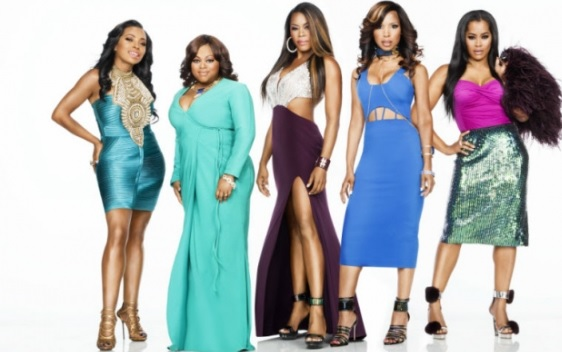 Cast of 'Hollywood Divas' Dish About New Show