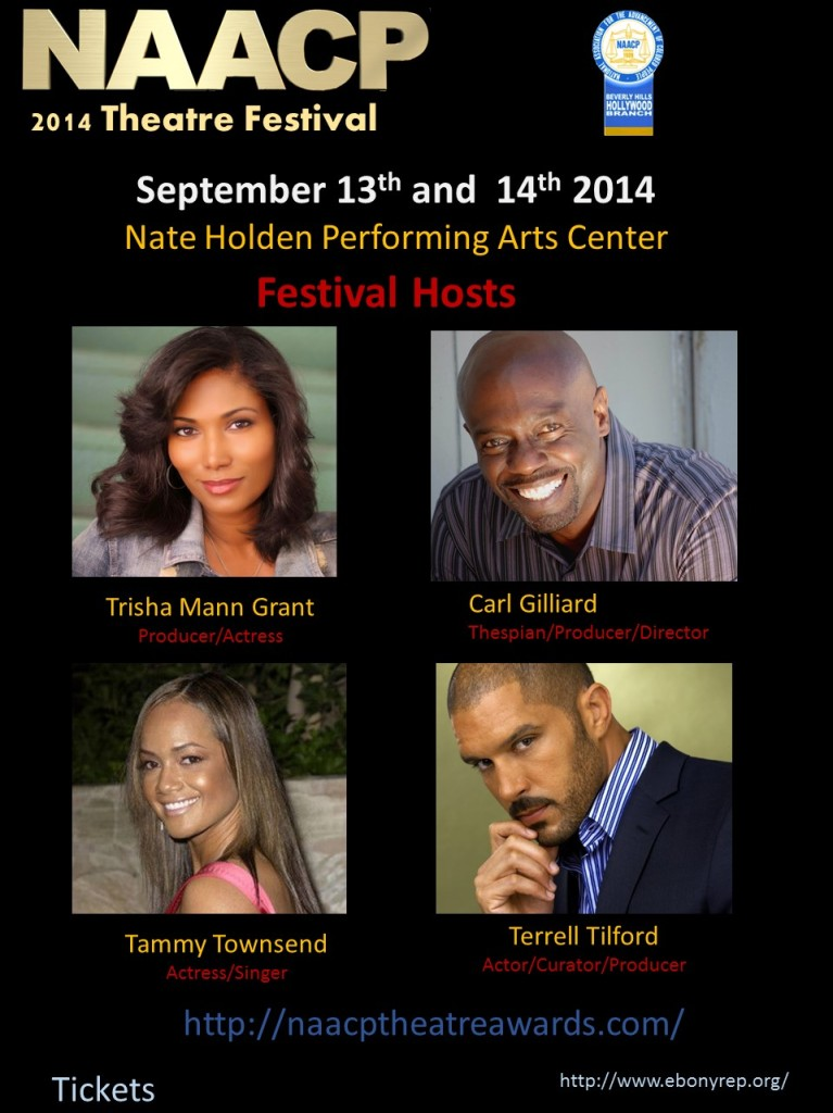 2014  NAACP  Theatre  Festival  Sets  the  Stage  for  10  Minute  Plays