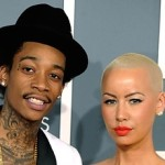 Amber Rose Thinks Wiz Khalifa Was Cheating for Months (Report)
