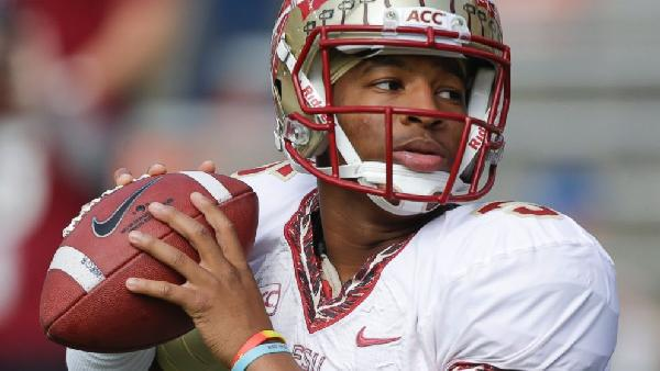 Winston Won't Play Against Clemson - FSU Quarterback Will Sit Out Clemson Game