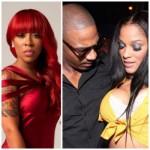 K. Michelle Sticks Up for Stevie J and Joseline Against 'LHHATL' Cast