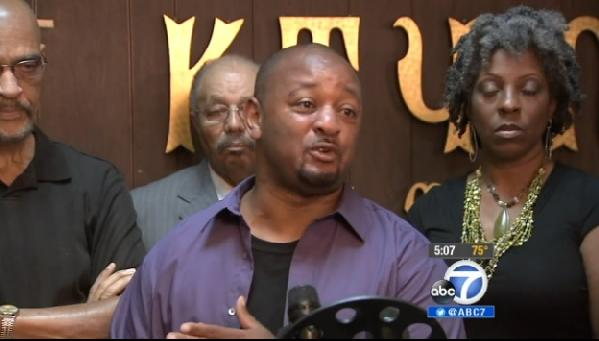 Civil Rights Leaders Want Watts Apology To LAPD