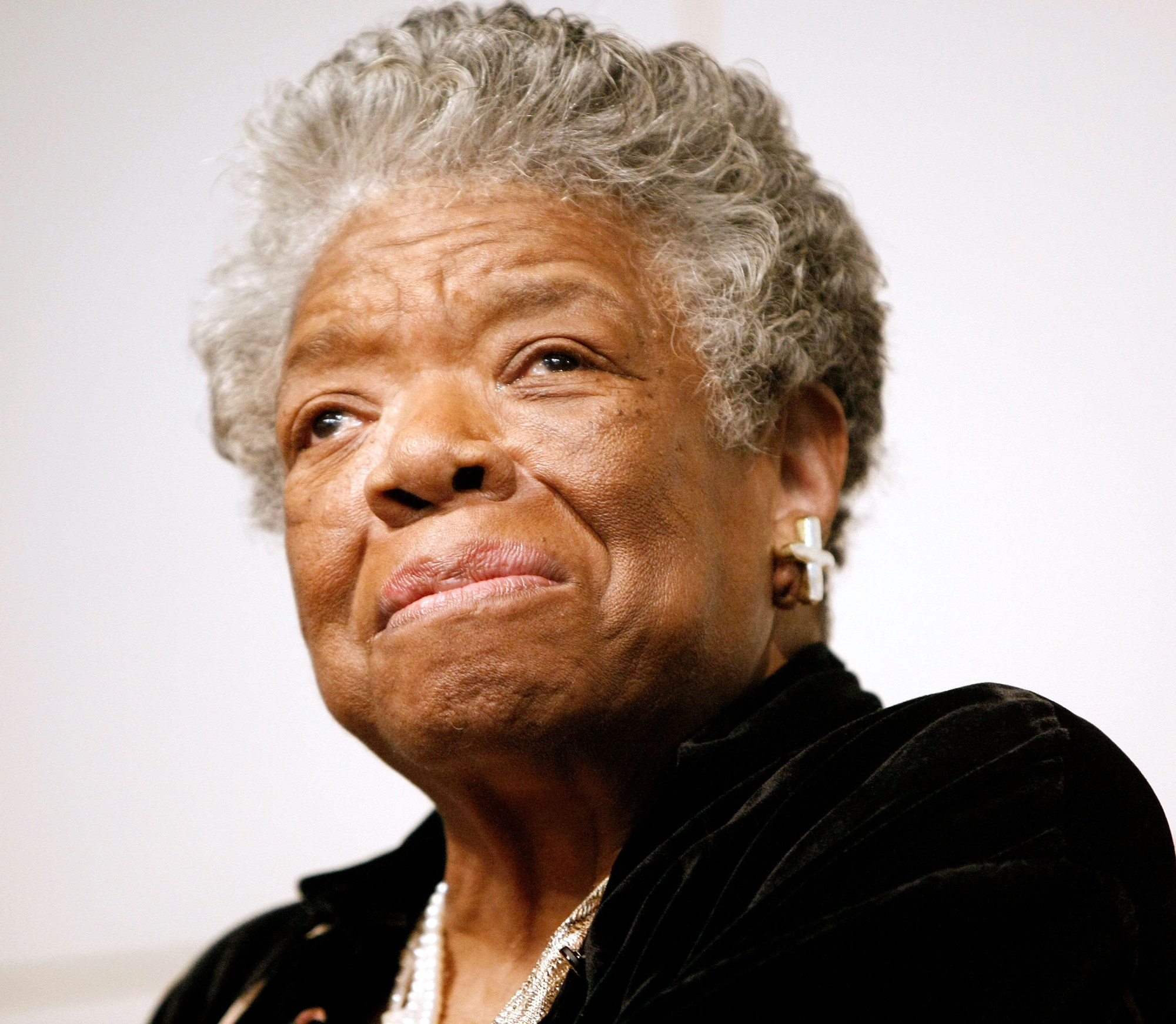 Maya Angelou Remixed Over Hip Hop Beats for 'Caged Bird ... Maya Angelou As A Singer