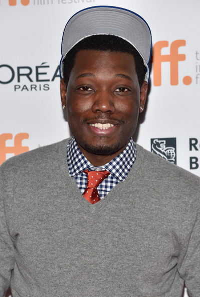 """Actor Michael Che attends the """"Top Five"""" premiere during the 2014 Toronto International Film Festival at Princess of Wales Theatre on September 6, 2014 in Toronto, Canada"""