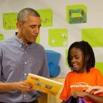 6th Grader Tells Obama She's Disappointed He's Not Beyonce (Watch)