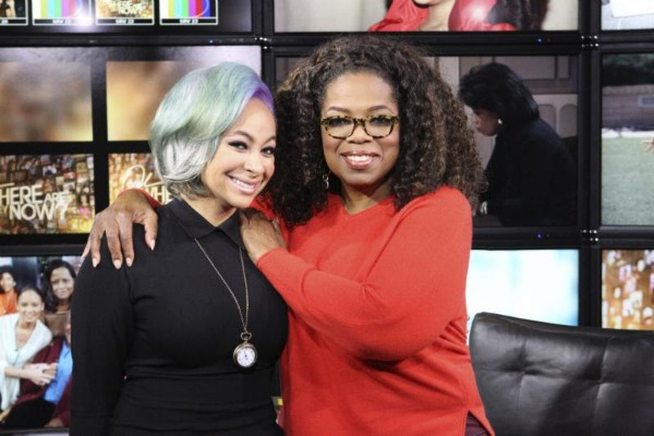 Oprah's Where Are They Now? With Raven Symone And A Different World Cast