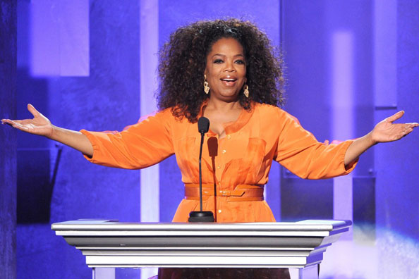 Oprah Launches The Life You Want Empowerment Tour