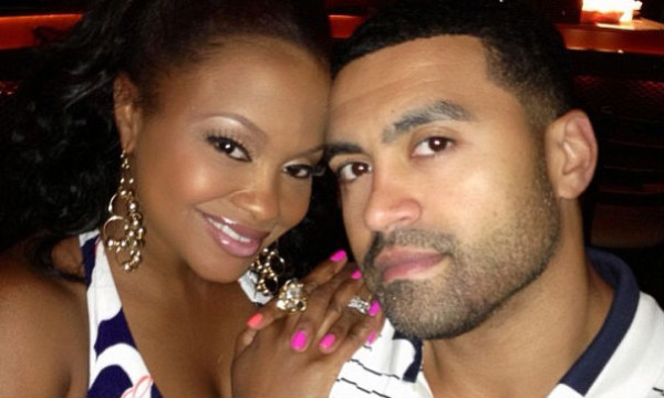 Phaedra Parks And Apollo Nida Reportedly Headed for Divorce