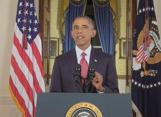 Obama Addresses Nation On ISIL Threat