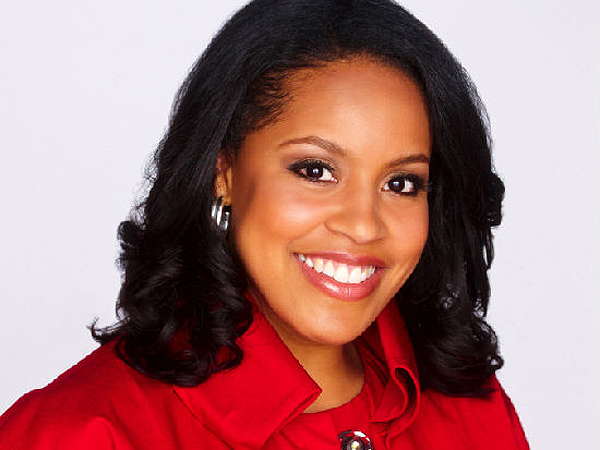 Shenielle Jones Joins NBC's Weekend Today