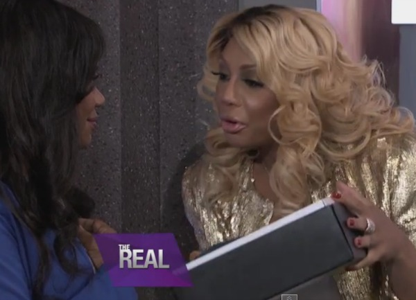 Tamar Braxton Gives Terminally Ill Fan Her First Chanel Bag