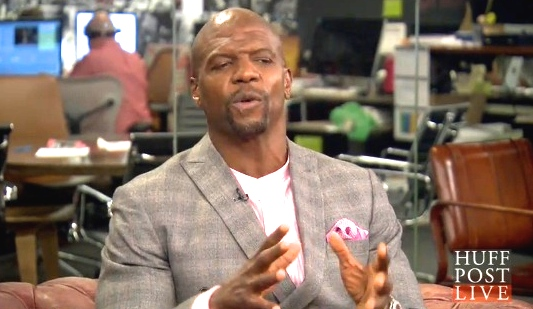 terry crews huffpost live