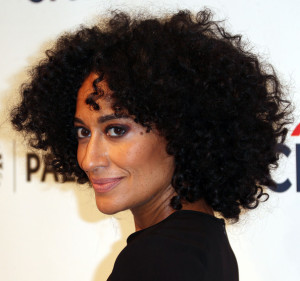 Tracee Ellis Ross Puts Joan Clayton Rear View With Black-ish Role